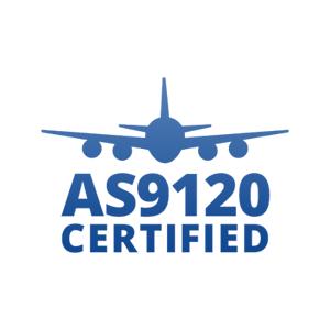 AS9120 Certified
